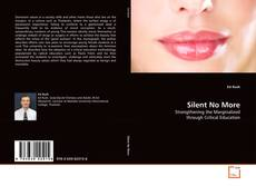 Bookcover of Silent No More