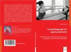 Portada del libro de Tanzpädagogik im Sportunterricht