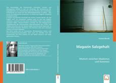 Buchcover von Magazin Salzgehalt