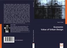 Couverture de Economic Value of Urban Design
