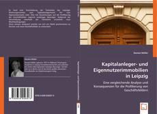 Copertina di Kapitalanleger- und Eigennutzerimmobilien in Leipzig