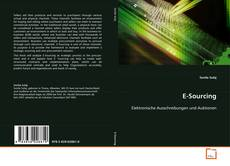 Bookcover of E-Sourcing