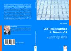 Buchcover von Self-Representation in German Art