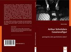 Buchcover von Arthur Schnitzlers Casanovafigur