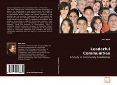 Portada del libro de Leaderful Communities