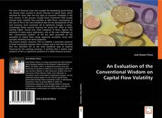 Bookcover of An Evaluation of the Conventional Wisdom on Capital Flow Volatility
