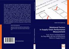 Bookcover of Relational Factors in Supply Chain Performance Measurement