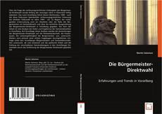 Buchcover von Die Bürgermeister-Direktwahl