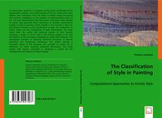 Bookcover of The Classification of Style in Painting