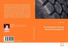 Обложка Terminologie Unimog Deutsch-Französisch
