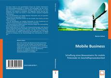 Buchcover von Mobile Business