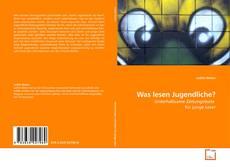 Bookcover of Was lesen Jugendliche?