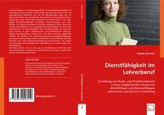 Bookcover of Dienstfähigkeit im Lehrerberuf