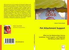 Couverture de Pet Attachment Support