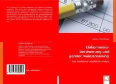 Bookcover of Einkommensbesteuerung und gender mainstreaming