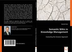 Semantic Wikis in Knowledge Management kitap kapağı