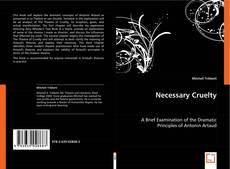 Capa do livro de Necessary Cruelty