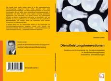 Buchcover von Dienstleistungsinnovationen