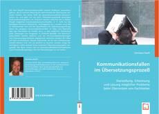 Buchcover von Kommunikationsfallen im Übersetzungsprozeß
