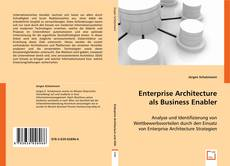 Bookcover of Enterprise Architecture als Business Enabler