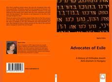 Copertina di Advocates of Exile