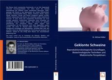 Bookcover of Geklonte Schweine