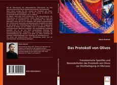 Portada del libro de Das Protokoll von Olivos