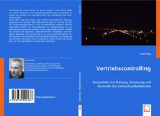 Bookcover of Vertriebscontrolling