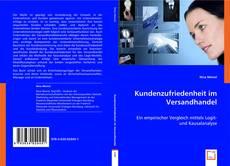 Bookcover of Kundenzufriedenheit im Versandhandel