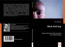 Couverture de Black And Gay