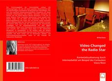 Bookcover of Video Changed the Radio Star