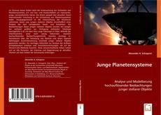 Capa do livro de Junge Planetensysteme