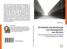 Buchcover von Ein Modell und Werkzeuge zum Management von Services