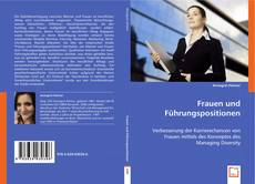 Frauen und Führungspositionen kitap kapağı