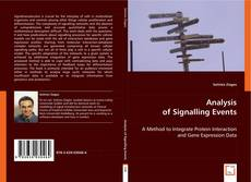 Portada del libro de Analysis of Signalling Events
