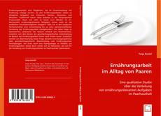 Bookcover of Ernährungsarbeit im Alltag von Paaren