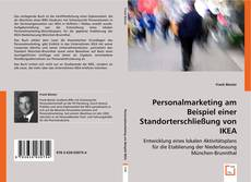 Capa do livro de Personalmarketing am Beispiel einer Standorterschließung von IKEA