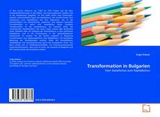Capa do livro de Transformation in Bulgarien