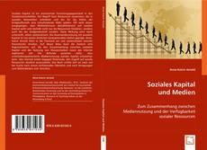 Buchcover von Soziales Kapital und Medien