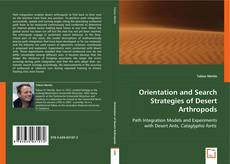 Bookcover of Orientation and Search Strategies of Desert Arthropods