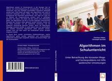 Bookcover of Algorithmen im Schulunterricht