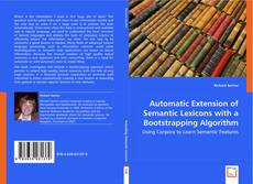 Bookcover of Automatic Extension of Semantic Lexicons with a Bootstrapping Algorithm
