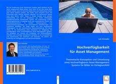 Bookcover of Hochverfügbarkeit für Asset Management