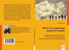Borítókép a  Hilfen für Angehörige psychisch Kranker - hoz
