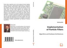 Capa do livro de Implementation of Particle Filters