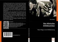 Buchcover von Das Klinische Ethikkomitee