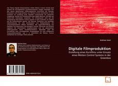 Buchcover von Digitale Filmproduktion