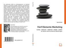 Capa do livro de Fünf Elemente Marketing