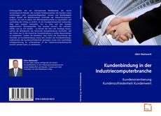 Buchcover von Kundenbindung in der Industriecomputerbranche