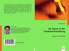 Bookcover of Six Sigma in der Produktentwicklung